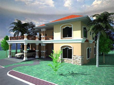 Exellent Home Design: Philippines Nice Houses Designs