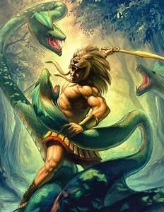 Greek Mythology: Twelve Labors of Hercules