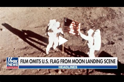 film  neil armstrong omits american flag