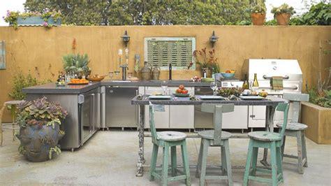 cuisine d été design la cuisine d été le centre and sympa du jardin