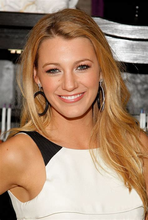 Blake Lively Special Pictures Film Actresses