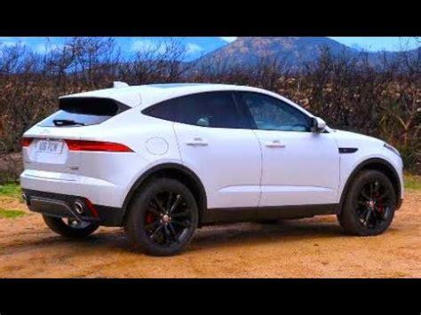 jaguar  pace  awd interior exterior  drive