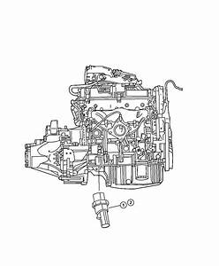 Dodge Magnum Sending Unit  Switch  Oil Pressure  Ees  Egn