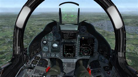 jas  viggen cockpit mudspike