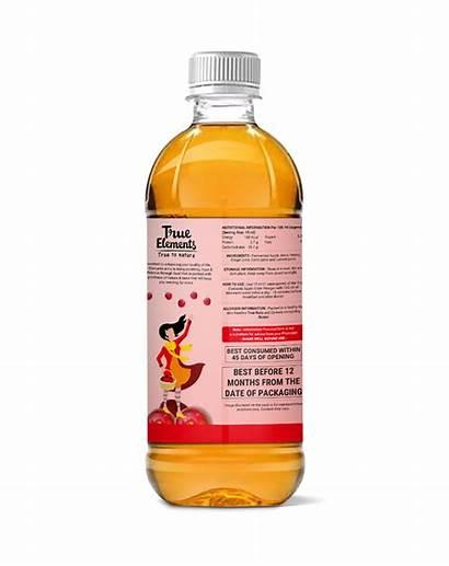 Vinegar Honey Apple Cider Garlic Infused Ginger