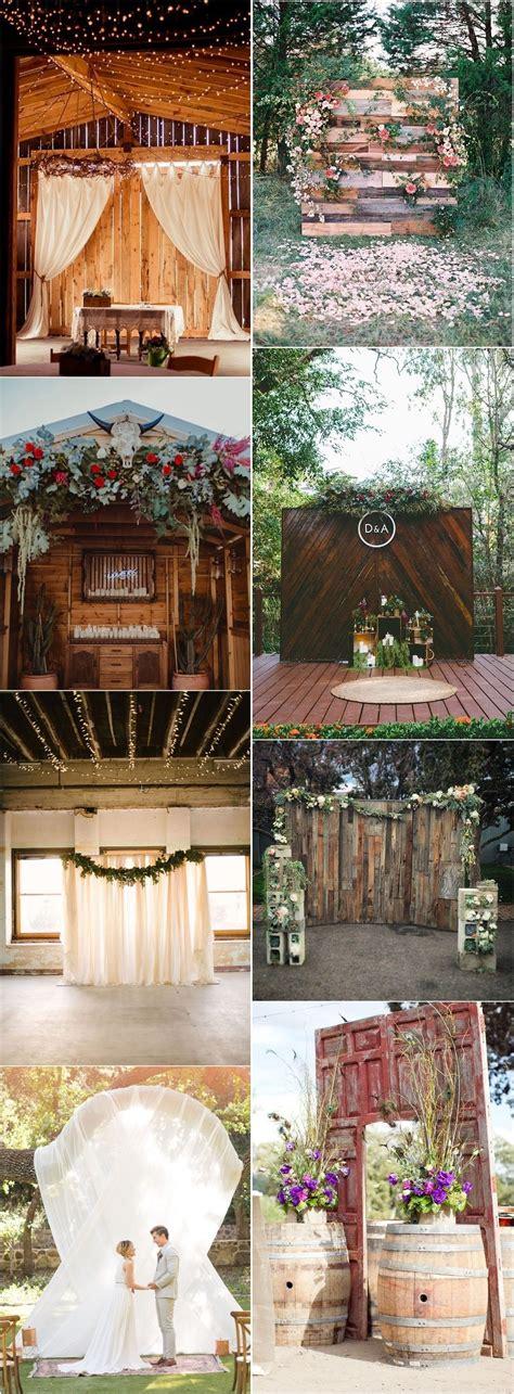 wedding backdrop ideas  pinterest