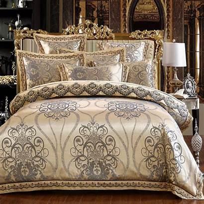 Bedding Luxury Royal Bed Queen Sets Comforter