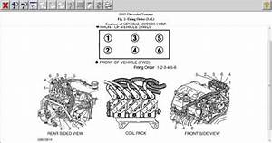 2003 Chevy Venture Spark Plug Wiring Diagram  I Need The