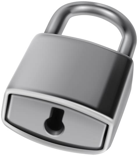 Padlock Clipart Padlock Clipart Png Clipground