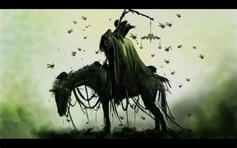 horsemen apocalypse four horseman third