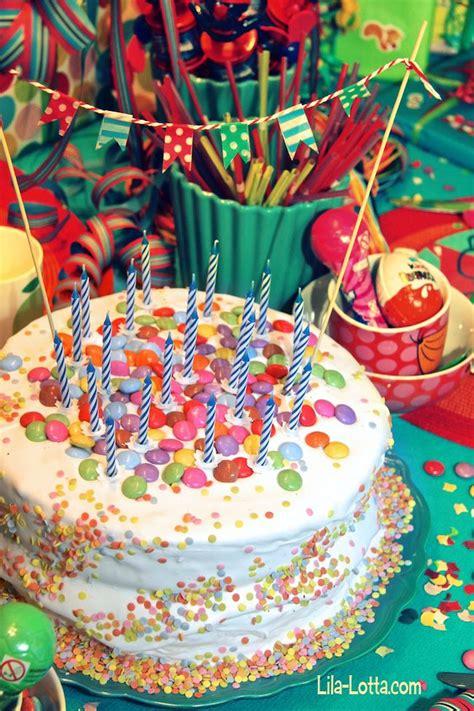 geburtstagskuchen kinder mädchen bunter konfetti kuchen rezept kuchen kindergeburtstag kuchen m 228 dchen kuchen