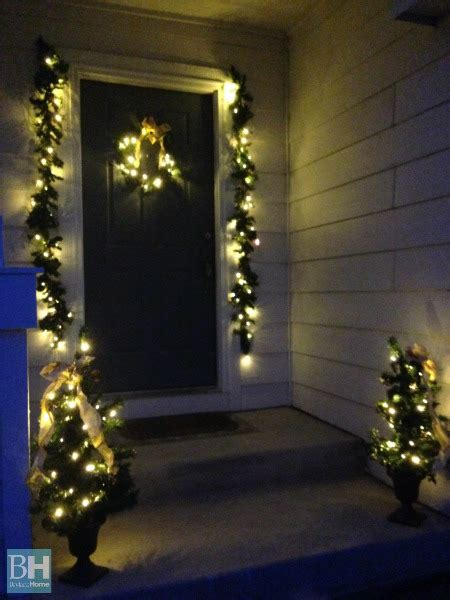 brylane home lighted curtains decorate for the holidays with brylane home fullbeauty