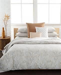calvin klein blanca bedding collection bedding