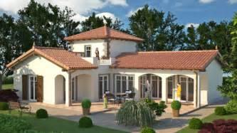 house plans bungalow casa accento 2 ebenerdiges wohnhaus mit turmzimmer und