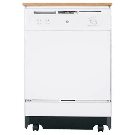 lave vaisselle mobile de 24 9 po 64 db de ge gsc3500dww blanc lave vaisselle best buy canada