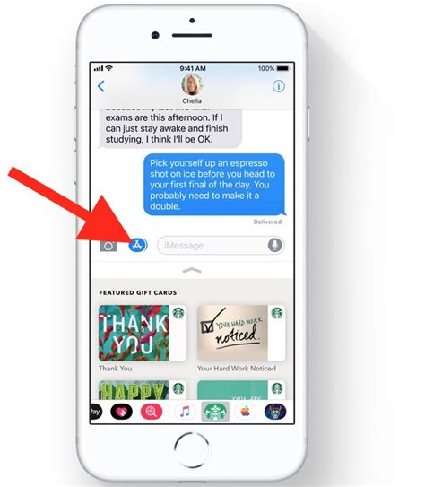 to hide your messages on iphone how to hide the imessage app icon row in ios 11 messages
