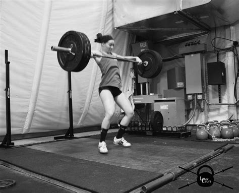 laura meet brown kettlebell weightlifting olympic crossfit coaching ve been