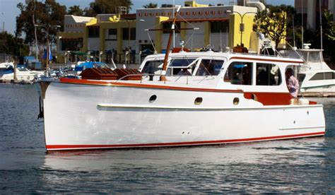 dick strand restores classic motor yacht arizona yacht club