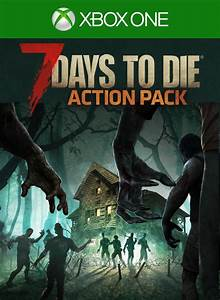 7 Days To Die Action Pack For PlayStation 4 2016