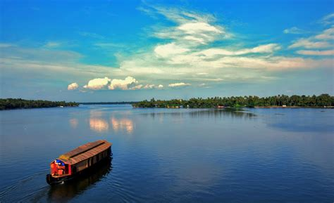 Boat Service Kerala by Alappuzha Kollam Tourist Boat Service Alleppey Houseboat