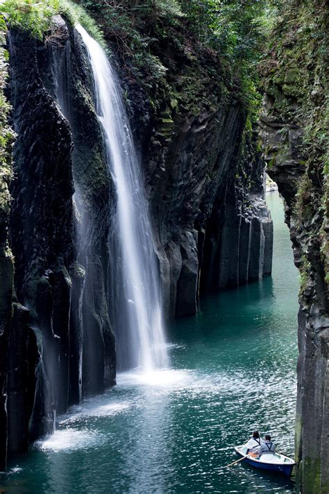 Takachiho Gorge Miyazaki Japan Japan Countryside