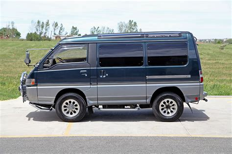 Mitsubishi Delica Backgrounds by 1992 Mitsubishi Delica Exceed Glen Shelly Auto