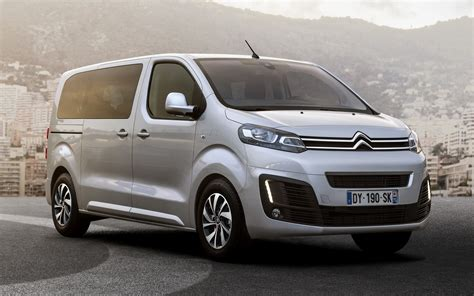 citroen spacetourer wallpapers  hd images car