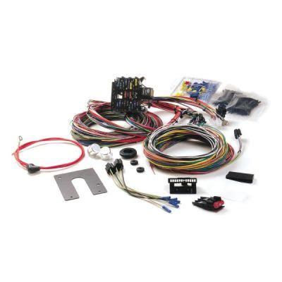 Wiring Harnes For Jeep Cj5 by Painless Wiring Harness Kit For 1946 1974 Jeep Cj2a Cj3a