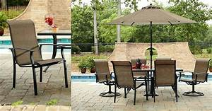 Sears: $279.99 Garden Oasis 7 Piece Dining Set + More ...