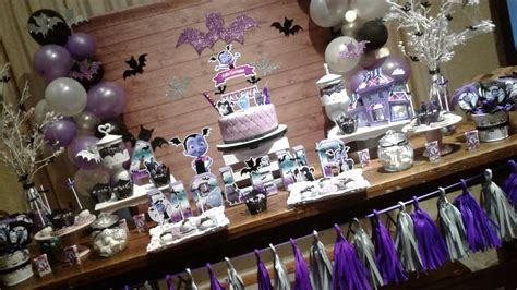 vampirina birthday party ideas photo    catch