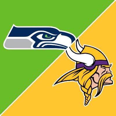 seahawks  vikings game recap january   espn