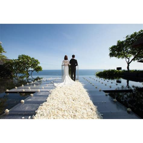 bvlgari bali wedding package water wedding destinations
