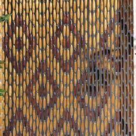 rideau de porte perles 90x200 cm provence achat vente rideau de porte bois soldes d