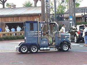 Big Rig Golf Cart