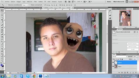Tutorial Photoshop Cs5 Remplazar Rostro Por Un Meme En La