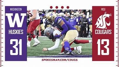Washington State Cup Apple Uw Football Highlights