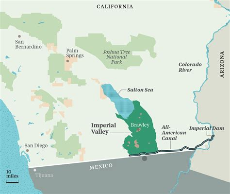 The Water Barons of California's Imperial Valley