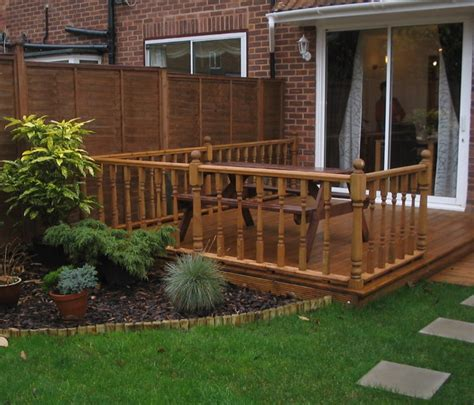 pool fence designs photos inspirations for simple mahogany garden decking ideas