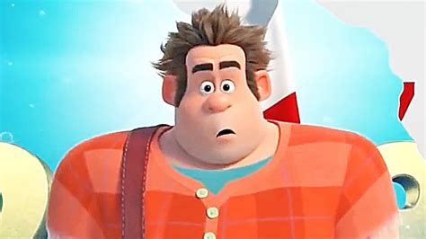 wreck  ralph  official trailer teaser  youtube