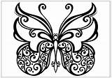 Butterfly Coloring Spiral Pages Printable Drawing Lollipop Fun Drawings Different Children Getcolorings Clipartmag Getdrawings sketch template