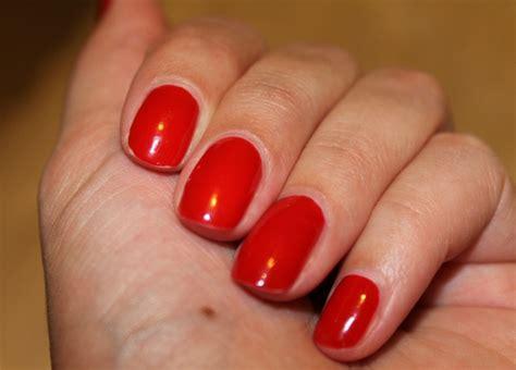 Opi Big Apple Red