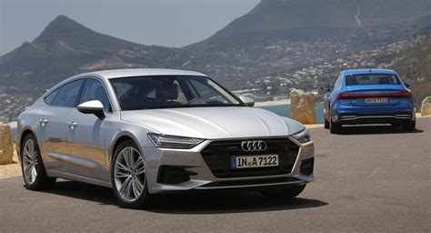 2019 Audi A7 Sportback  Uk Pricing And Specs