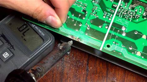How Fix Crack Circuit Board Soldering Tech Tips