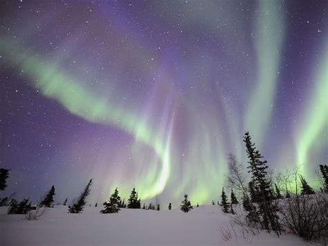 canada northern lights northwest territories canada travel