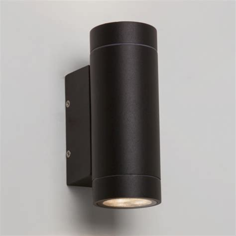 astro dartmouth ip54 cylindrical outdoor wall lights up
