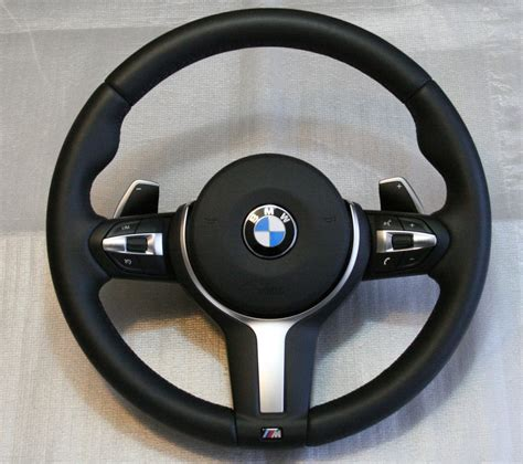 Volant sport M en cuir avec manettes chauffant - BMW F20 F21 F22 F23 F30 F31 F32 - 7848339 - Bmw ...