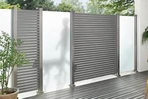 Zaun Aus Glas : sichtschutz glas von traumgarten br gmann beste qualit t ~ Michelbontemps.com Haus und Dekorationen