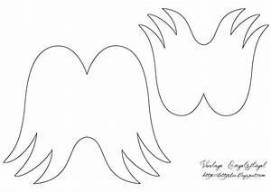 Vorlage Engel Zum Ausschneiden : crafter s workshop vorlage 12 zoll x 12 zoll engel fl gel ~ Lizthompson.info Haus und Dekorationen