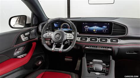 There are a litany of standard and available tech features, though the infotainment system takes a lot. 2021 Mercedes-AMG GLE 53 Coupe 4MATIC+ - Interior | HD Wallpaper #33