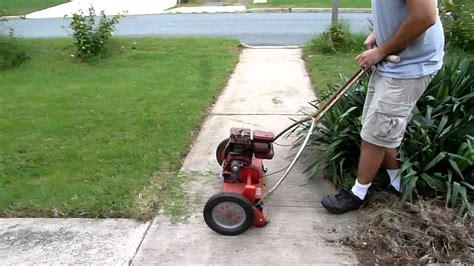 toro sportlawn highcut  gas powered reel mower